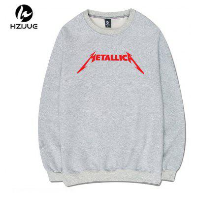 MenS Letter Printed Round Neck SweatshirtMens Hoodies &amp; Sweatshirts<br>MenS Letter Printed Round Neck Sweatshirt<br><br>Material: Cotton<br>Package Contents: 1xSweatshirt<br>Shirt Length: Regular<br>Sleeve Length: Full<br>Style: Casual<br>Weight: 0.5000kg