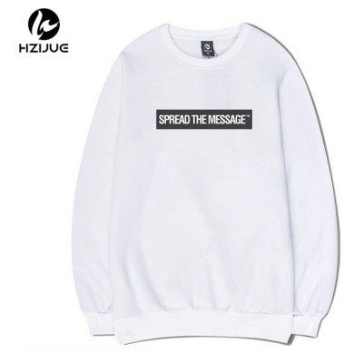 MenS Pure Cotton Printed Round Collar HoodieMens Hoodies &amp; Sweatshirts<br>MenS Pure Cotton Printed Round Collar Hoodie<br><br>Material: Cotton<br>Package Contents: 1xSweatshirt<br>Shirt Length: Regular<br>Sleeve Length: Full<br>Style: Casual<br>Weight: 0.5000kg