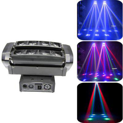 LED Spider Moving Head DMX 512 Stage Disco Lighting