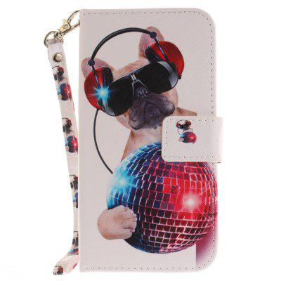 Cover Case for LG K10 2017 Fashion Dog PU+TPU Leather with Stand and Card Slots Magnetic ClosureCases &amp; Leather<br>Cover Case for LG K10 2017 Fashion Dog PU+TPU Leather with Stand and Card Slots Magnetic Closure<br><br>Compatible Model: LG K10 2017<br>Features: Full Body Cases, Cases with Stand, With Credit Card Holder, With Lanyard, Anti-knock<br>Mainly Compatible with: LG<br>Material: TPU, PU Leather<br>Package Contents: 1 x Phone Case<br>Package size (L x W x H): 17.00 x 7.00 x 1.00 cm / 6.69 x 2.76 x 0.39 inches<br>Package weight: 0.0600 kg<br>Product Size(L x W x H): 16.00 x 6.00 x 1.00 cm / 6.3 x 2.36 x 0.39 inches<br>Product weight: 0.0500 kg<br>Style: Animal, Pattern