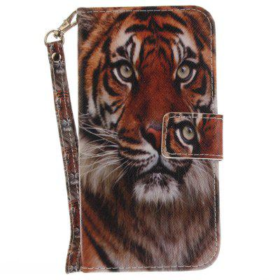Cover Case for LG K10 2017 Manchurian Tiger PU+TPU Leather with Stand and Card Slots Magnetic ClosureCases &amp; Leather<br>Cover Case for LG K10 2017 Manchurian Tiger PU+TPU Leather with Stand and Card Slots Magnetic Closure<br><br>Compatible Model: LG K10 2017<br>Features: Anti-knock, Cases with Stand, Full Body Cases, With Credit Card Holder, With Lanyard<br>Mainly Compatible with: LG<br>Material: TPU, PU Leather<br>Package Contents: 1 x Phone Case<br>Package size (L x W x H): 17.00 x 7.00 x 1.00 cm / 6.69 x 2.76 x 0.39 inches<br>Package weight: 0.0600 kg<br>Product Size(L x W x H): 16.00 x 6.00 x 1.00 cm / 6.3 x 2.36 x 0.39 inches<br>Product weight: 0.0500 kg<br>Style: Animal, Pattern
