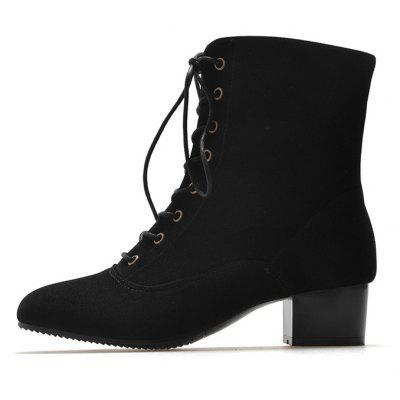 Chunky Heel Zip Round Toe Mid-Calf BootsWomens Boots<br>Chunky Heel Zip Round Toe Mid-Calf Boots<br><br>Boot Height: Mid-Calf<br>Boot Tube Circumference: 25<br>Boot Tube Height: 14<br>Boot Type: Motorcycle Boots<br>Closure Type: Zip<br>Gender: For Women<br>Heel Height: 4<br>Heel Height Range: Low(0.75-1.5)<br>Heel Type: Chunky Heel<br>Insole Material: PU<br>Lining Material: PU<br>Outsole Material: Rubber<br>Package Contents: 1xShoes(pair)<br>Pattern Type: Solid<br>Platform Height: 1<br>Season: Winter<br>Shoe Width: Medium(B/M)<br>Toe Shape: Round Toe<br>Upper Material: PU<br>Weight: 1.4080kg