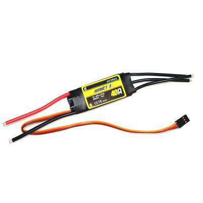 HTIRC Hornet 2-6S 40A Brushless ESC With 5V/4A BEC For RC Airplane
