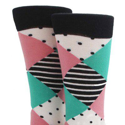 Cotton socks creative stockings with tube socksMens Socks<br>Cotton socks creative stockings with tube socks<br><br>Contents: 1 x Pair of Socks<br>Gender: Unisex<br>Package size (L x W x H): 26.00 x 12.00 x 2.00 cm / 10.24 x 4.72 x 0.79 inches<br>Package weight: 0.0400 kg<br>Style: Casual<br>Type: Crew Socks