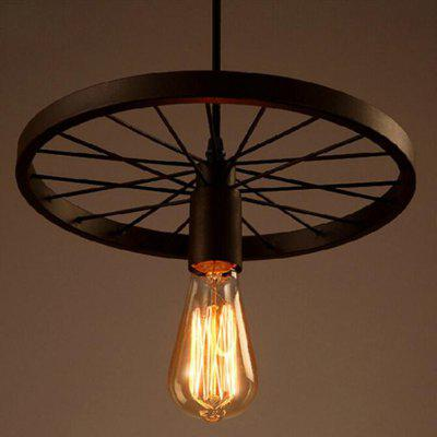 LOFT Nordic Iron Industry Vintage Home Decor Pendant Light Fixtures Restaurant DD 46