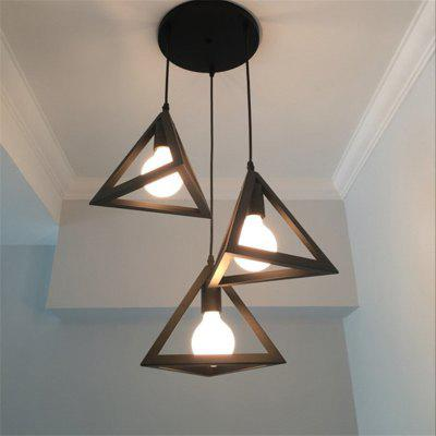 LOFT Nordic Iron Industry Vintage Home Decor Pendant Light Fixtures  Restaurant DD 48 ...