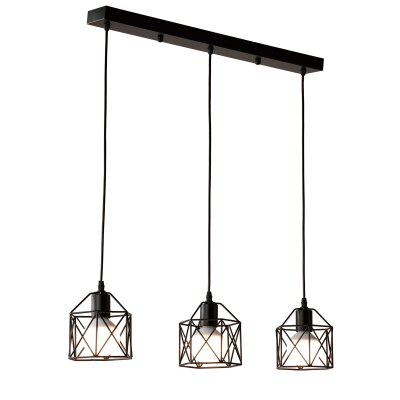 LOFT Nordic Iron Industry Vintage Home Decor Pendant Light Fixtures Restaurant DD 49
