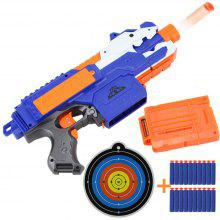 Electric Burst of Soft Bullet Rifle Gun Toy for Kids Outdoor Shooting Game