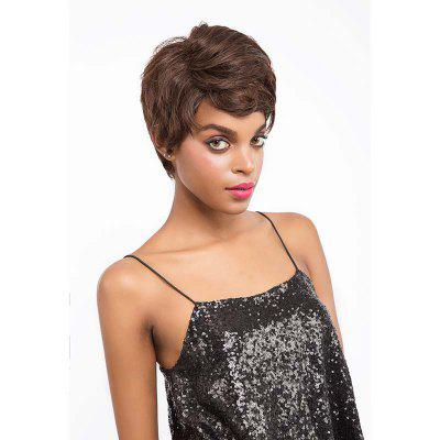 Remy Human Hair Wig Machine Made Straight Short 4 Inch Wig 9081Human Hair Wigs<br>Remy Human Hair Wig Machine Made Straight Short 4 Inch Wig 9081<br><br>Gender: Female<br>Length: Short<br>Package Contents: 1 x Wig<br>Package size (L x W x H): 30.00 x 20.00 x 5.00 cm / 11.81 x 7.87 x 1.97 inches<br>Package weight: 0.0640 kg<br>Style: Curly<br>Type: Full Wigs