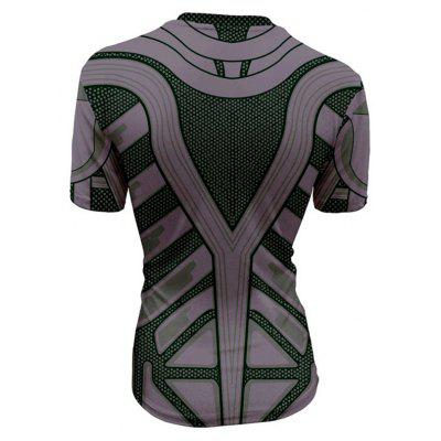 Trend Of Mens Clothing Fast Dry T-shirtMens T-shirts<br>Trend Of Mens Clothing Fast Dry T-shirt<br><br>Collar: Round Neck<br>Material: Polyester<br>Package Contents: 1 x T-shirt<br>Pattern Type: Print<br>Sleeve Length: Short Sleeves<br>Style: Casual<br>Weight: 0.2000kg