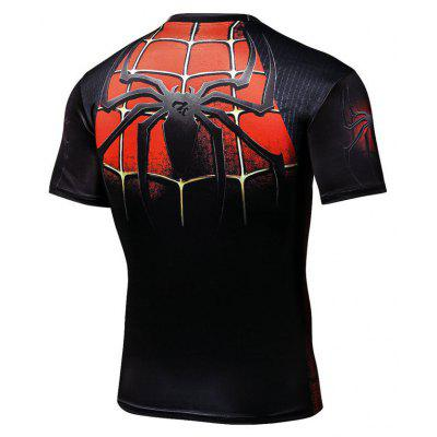 Mens Fashion Doublet 3D Printed Pattern T-shirtMens T-shirts<br>Mens Fashion Doublet 3D Printed Pattern T-shirt<br><br>Collar: Round Neck<br>Material: Polyester<br>Package Contents: 1 x T-shirt<br>Pattern Type: Print<br>Sleeve Length: Short Sleeves<br>Style: Casual<br>Weight: 0.2000kg