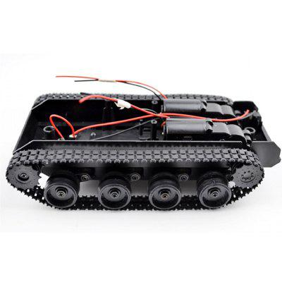 Smart Car Tank Robot Chassis Platform DIY Shock Absorption for Arduino