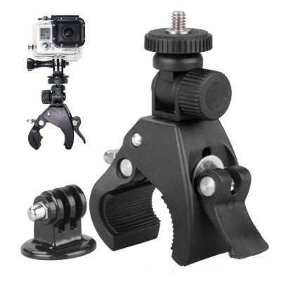 Support d'Appareil-photo de Sports de Bicyclette de Qualité pour GoPro Hero Caméra GM