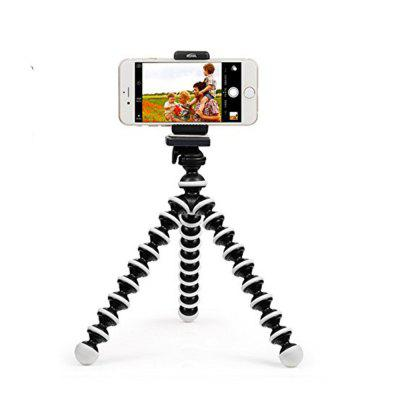 Universal Adjustable Octopus Tripod Phone Holder for Xiaomi / Samsung / Huawei / iPhone