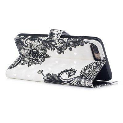 Cover Case for iPhone 7 Plus / 8 Plus 3D Effect Painted PU LeatheriPhone Cases/Covers<br>Cover Case for iPhone 7 Plus / 8 Plus 3D Effect Painted PU Leather<br><br>Compatible for Apple: iPhone 7 Plus, iPhone 8 Plus<br>Features: Cases with Stand, With Credit Card Holder, Anti-knock, Dirt-resistant, FullBody Cases<br>Material: TPU, PU Leather<br>Package Contents: 1 x Phone Case<br>Package size (L x W x H): 20.00 x 10.00 x 2.00 cm / 7.87 x 3.94 x 0.79 inches<br>Package weight: 0.0630 kg<br>Product weight: 0.0530 kg<br>Style: Pattern, Funny