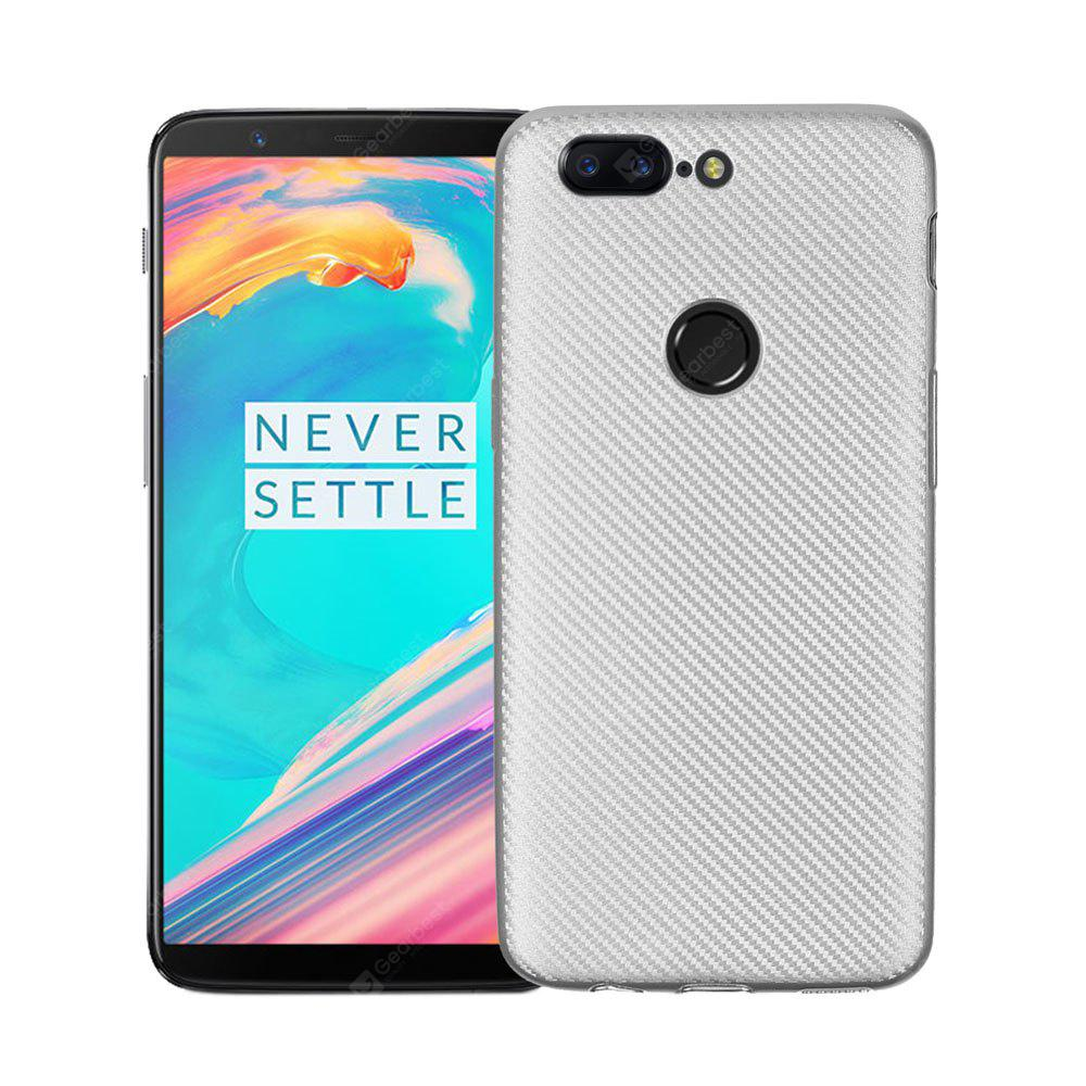 Soft Carbon Fiber Phone Case for Oneplus 5T