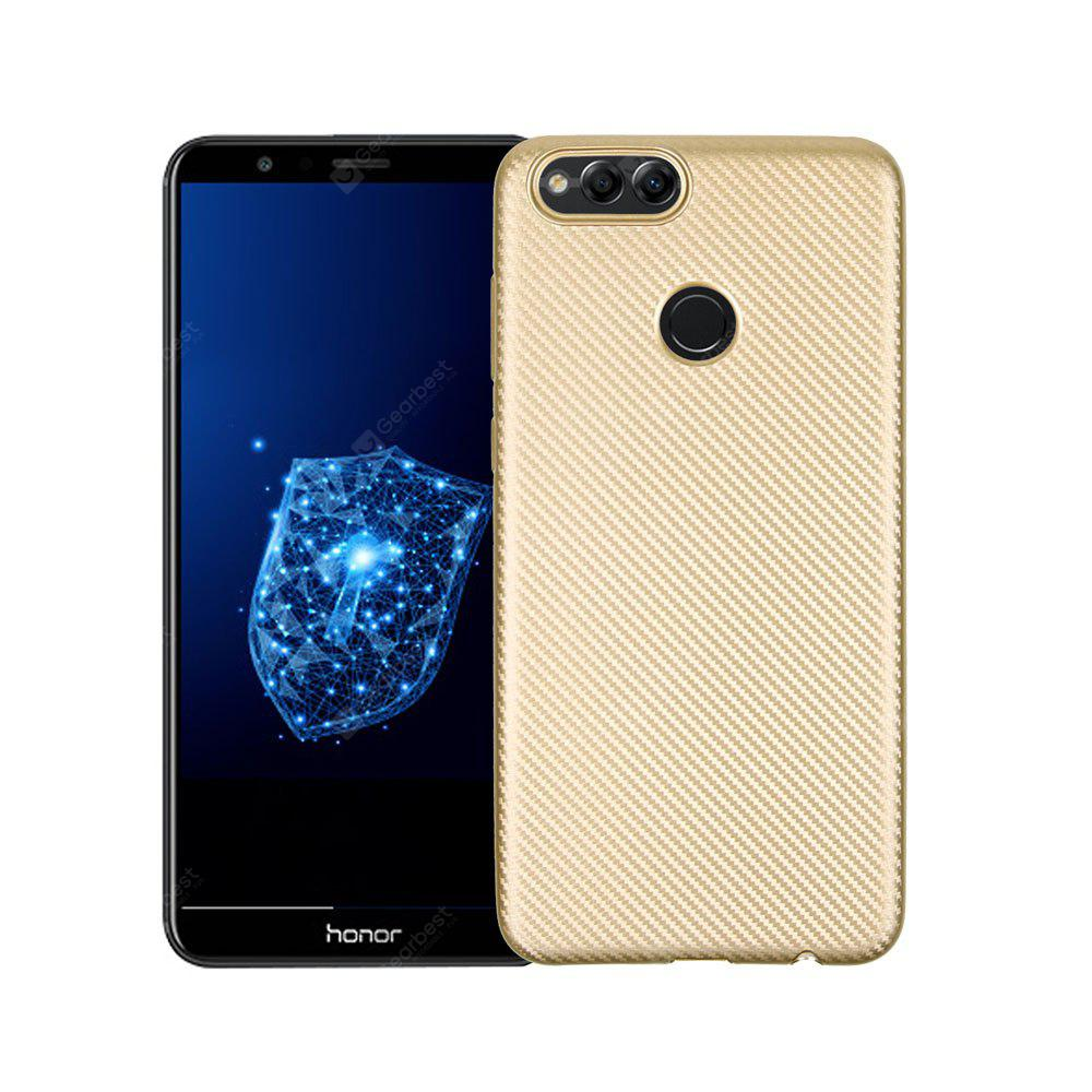 Soft Carbon Fiber Phone Case for Huawei Honor 7X