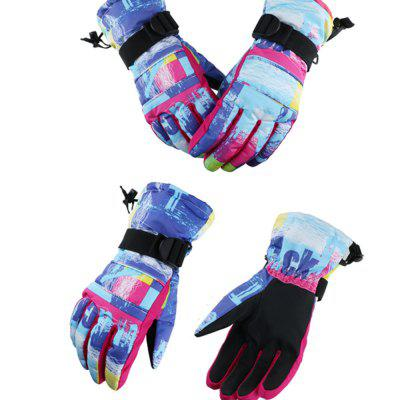 Unisex Winter Outdoor Sport Waterproof Warm Breathable GlovesSkiing &amp; Snowboarding<br>Unisex Winter Outdoor Sport Waterproof Warm Breathable Gloves<br><br>Package Contents: 1 x Pair of Gloves<br>Package size (L x W x H): 17.00 x 6.00 x 1.80 cm / 6.69 x 2.36 x 0.71 inches<br>Package weight: 0.0800 kg<br>Product weight: 0.0600 kg<br>Style Design: Full Finger