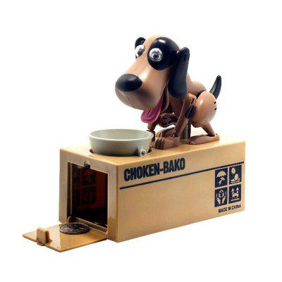 Cute Automatic Stealing Coin Bank