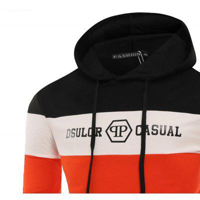 Fashion Color Casual HoodieMens Hoodies &amp; Sweatshirts<br>Fashion Color Casual Hoodie<br><br>Fabric Type: Broadcloth<br>Material: Modal<br>Package Contents: 1 X Hoodie<br>Shirt Length: Regular<br>Sleeve Length: Full<br>Style: Casual<br>Weight: 0.3000kg