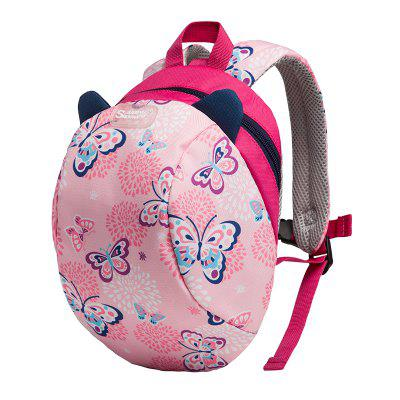 Buy PINK SUNVENO Cute Cartoon Toddler Baby Harness Backpack Leash Safety Anti-lost Backpack Strap Walker Dinosaur Backpack childr for $27.22 in GearBest store