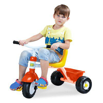 Kid's Tricycle Indoor/Outdoor Ride-On Toy