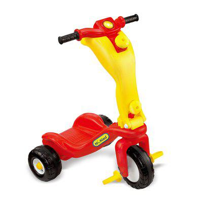 Kid's Tricycle Multi-Function Triple Wheel Scooter