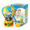 Baby RC Projektion Cartoon Ballon Form Sounding Baby Spielzeug - COLORMIX