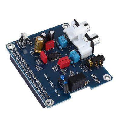 PIFI Digi DAC+HIFI DAC Audio Sound Card Module I2S Interface for Raspberry Pi 3 2 Model B B+Digital Pinboard V2.0 Board