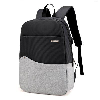 MenS Canvas Business Computer Travel Student BackpackBackpacks<br>MenS Canvas Business Computer Travel Student Backpack<br><br>For: Traveling, Climbing, Fishing, Cycling, Camping, Hiking, Adventure<br>Material: Oxford Fabric<br>Package Contents: 1 x Bag<br>Package size (L x W x H): 35.00 x 15.00 x 50.00 cm / 13.78 x 5.91 x 19.69 inches<br>Package weight: 0.7000 kg<br>Product size (L x W x H): 32.00 x 11.00 x 46.00 cm / 12.6 x 4.33 x 18.11 inches<br>Product weight: 0.6500 kg<br>Type: Backpack