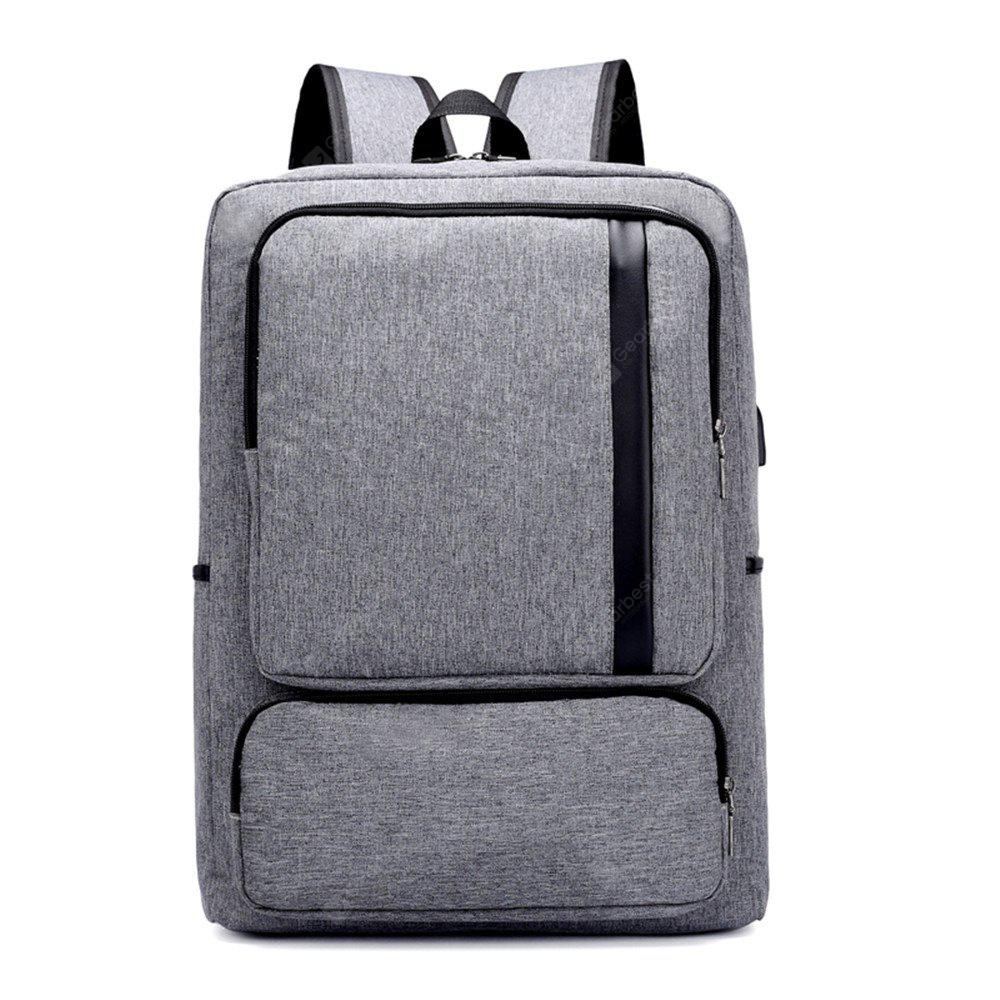 Hombres y mujeres Tide College Students Travel Computer Bag