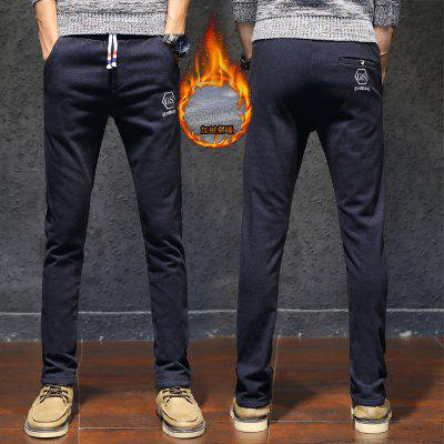 MenS Fleece Lined Skinny Winter Slim Fit Thicken Warm Stretch PantsMens Pants<br>MenS Fleece Lined Skinny Winter Slim Fit Thicken Warm Stretch Pants<br><br>Closure Type: Drawstring<br>Elasticity: Micro-elastic<br>Fabric Type: Broadcloth<br>Fit Type: Skinny<br>Length: Normal<br>Material: Cotton, Polyester<br>Package Contents: 1 x Pants<br>Package size (L x W x H): 1.00 x 1.00 x 1.00 cm / 0.39 x 0.39 x 0.39 inches<br>Package weight: 0.5000 kg<br>Pant Style: Straight<br>Pattern Type: Letter<br>Style: Casual<br>Thickness: Thick<br>Waist Type: Mid