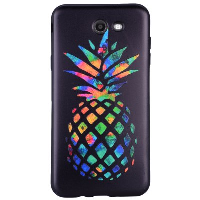 Case For Samsung Galaxy J7 2017 J720 US Color Pineapple  TPU Phone Case