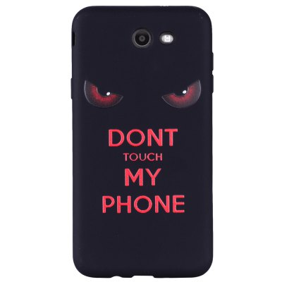 Case for Samsung Galaxy J7 2017 J720 U.S. Red Eye TPU Phone Case