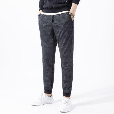 MenS Woven Stretch High-Quality Casual Sports PantsMens Pants<br>MenS Woven Stretch High-Quality Casual Sports Pants<br><br>Closure Type: Elastic Waist<br>Fit Type: Regular<br>Front Style: Flat<br>Material: Cotton, Polyester, Spandex<br>Package Contents: 1 x pants<br>Pant Length: Long Pants<br>Pant Style: Pencil Pants<br>Style: Casual<br>Waist Type: Mid<br>Weight: 0.4000kg