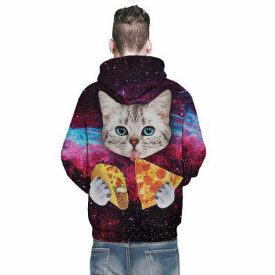 3D Digital Galaxy Hoodie Novelty Cool PulloverMens Hoodies &amp; Sweatshirts<br>3D Digital Galaxy Hoodie Novelty Cool Pullover<br><br>Fabric Type: Broadcloth<br>Material: Cotton, Polyester<br>Package Contents: 1 xHoodie<br>Shirt Length: Regular<br>Sleeve Length: Full<br>Style: Casual<br>Weight: 1.0640kg