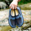 New Summer Mesh Breathable Men'S Sports and Leisure Shoes - BLUE