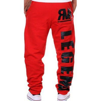 MenS New Casual Trousers Letters Printed Design SlacksMens Pants<br>MenS New Casual Trousers Letters Printed Design Slacks<br><br>Fit Type: Loose<br>Front Style: Flat<br>Material: Cotton Blends<br>Package Contents: 1x Pants<br>Pant Length: Long Pants<br>Pant Style: Pencil Pants<br>Pants: None<br>Style: Fashion<br>Waist Type: Mid<br>Weight: 0.2800kg