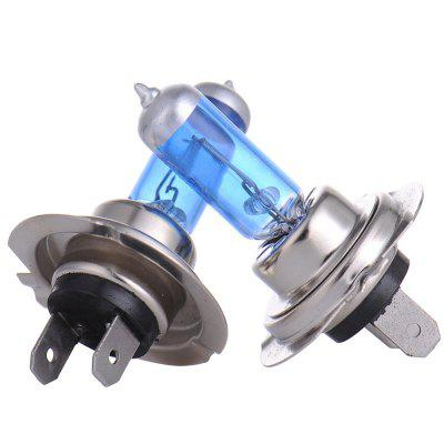 2PCS H7 DC 12V 55W P14.5s Super White Car Halogen Lamp Headlight Bulb Quartz Glass Stainless Steel Fog LightCar Lights<br>2PCS H7 DC 12V 55W P14.5s Super White Car Halogen Lamp Headlight Bulb Quartz Glass Stainless Steel Fog Light<br><br>Apply lamp position: External Lights<br>Apply To Car Brand: Universal<br>Connector: H7<br>Emitting color: White<br>Feature: Easy to use<br>Light mode: Steady<br>Lumens: 355-550<br>Package Contents: 2 x Halogen Bulb<br>Package size (L x W x H): 7.30 x 6.50 x 3.50 cm / 2.87 x 2.56 x 1.38 inches<br>Package weight: 0.0300 kg<br>Product size (L x W x H): 5.80 x 3.40 x 3.40 cm / 2.28 x 1.34 x 1.34 inches<br>Product weight: 0.0100 kg<br>Type: Fog Light, Halogen Lights<br>Type of lamp-house: Halogen<br>Voltage: 12V DC