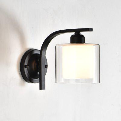 Ever-Flower Modern Wall Lamps Indoor Glass Shape E27 Bulb Base for Bedroom Living Room HallwayWall Lights<br>Ever-Flower Modern Wall Lamps Indoor Glass Shape E27 Bulb Base for Bedroom Living Room Hallway<br><br>Brand: Ever-Flower<br>Bulb Base: E27<br>Bulb Included: No<br>Finish: Painting<br>Fixture Material: Metal<br>Light Direction: Ambient Light<br>Number of Bulbs: 1<br>Overall Depth ( CM ): 25<br>Overall Height ( CM ): 20<br>Overall Width ( CM ): 14<br>Package Contents: 1 x Lamp Body, 1 x Fittings Bag<br>Package size (L x W x H): 30.00 x 22.00 x 23.00 cm / 11.81 x 8.66 x 9.06 inches<br>Package weight: 1.2000 kg<br>Power Supply: AC<br>Product size (L x W x H): 25.00 x 14.00 x 20.00 cm / 9.84 x 5.51 x 7.87 inches<br>Product weight: 0.8000 kg<br>Selling Point: Mini Style<br>Shade Material: Glass<br>Style: Modern/Contemporary, Simple<br>Suggested Room Size: 10 - 15 Square Meters<br>Type: Wall Sconces<br>Voltage: 220 - 240V<br>Wattage per Bulb ( W ): 60