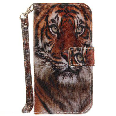 Cover Case for LG K8 Manchurian Tiger PU+TPU Leather with Stand and Card Slots Magnetic ClosureCases &amp; Leather<br>Cover Case for LG K8 Manchurian Tiger PU+TPU Leather with Stand and Card Slots Magnetic Closure<br><br>Compatible Model: LG K8<br>Features: Full Body Cases, Cases with Stand, With Credit Card Holder, With Lanyard, Anti-knock<br>Mainly Compatible with: LG<br>Material: TPU, PU Leather<br>Package Contents: 1 x Phone Case<br>Package size (L x W x H): 17.00 x 7.00 x 1.00 cm / 6.69 x 2.76 x 0.39 inches<br>Package weight: 0.0600 kg<br>Product Size(L x W x H): 16.00 x 6.00 x 1.00 cm / 6.3 x 2.36 x 0.39 inches<br>Product weight: 0.0500 kg<br>Style: Animal, Pattern