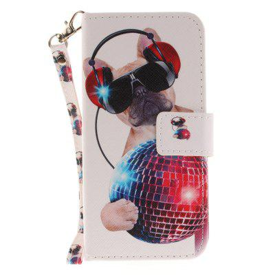 Cover Case for Samsung Galaxy J5 2017 J530 Fashion Dog PU+TPU Leather with Stand and Card Slots Magnetic ClosureSamsung J Series<br>Cover Case for Samsung Galaxy J5 2017 J530 Fashion Dog PU+TPU Leather with Stand and Card Slots Magnetic Closure<br><br>Features: Full Body Cases, Cases with Stand, With Credit Card Holder, With Lanyard, Anti-knock<br>For: Samsung Mobile Phone<br>Material: TPU, PU Leather<br>Package Contents: 1 x Phone Case<br>Package size (L x W x H): 17.00 x 7.00 x 1.00 cm / 6.69 x 2.76 x 0.39 inches<br>Package weight: 0.0600 kg<br>Product size (L x W x H): 16.00 x 6.00 x 1.00 cm / 6.3 x 2.36 x 0.39 inches<br>Product weight: 0.0540 kg<br>Style: Animal, Pattern