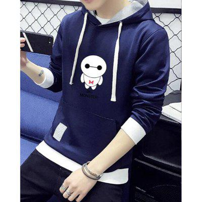 Youth Fashion Self-Cultivation HoodieMens Hoodies &amp; Sweatshirts<br>Youth Fashion Self-Cultivation Hoodie<br><br>Material: Polyester<br>Package Contents: 1 x Hoodie<br>Shirt Length: Regular<br>Sleeve Length: Full<br>Style: Casual<br>Weight: 0.4000kg