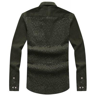 Mens Long Sleeve Plus Velvet Casual ShirtMens Shirts<br>Mens Long Sleeve Plus Velvet Casual Shirt<br><br>Collar: Mandarin Collar<br>Material: Cashmere<br>Package Contents: 1 x Shirt<br>Shirts Type: Casual Shirts<br>Sleeve Length: Full<br>Weight: 0.5000kg