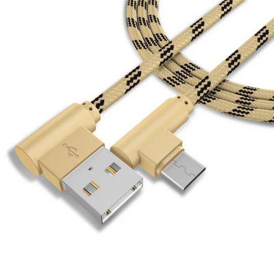USB Cable for Micro Devices Fast Charger Cables Mobile Phone Charging Data AdaptChargers &amp; Cables<br>USB Cable for Micro Devices Fast Charger Cables Mobile Phone Charging Data Adapt<br><br>Cable Length (cm): 1M<br>Interface Type: Micro USB<br>Package Contents: 1 x Cable<br>Package size (L x W x H): 20.50 x 6.00 x 2.20 cm / 8.07 x 2.36 x 0.87 inches<br>Package weight: 0.0410 kg<br>Type: Cable