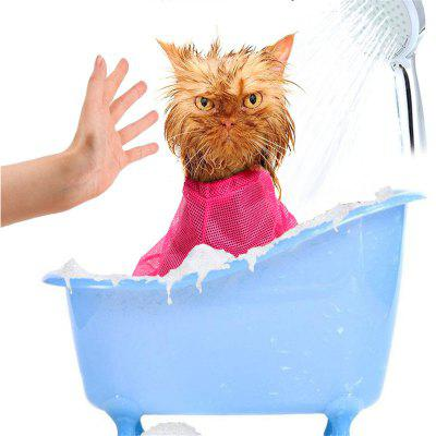 Multifunctional Pet Bathing Anti Claw Bag