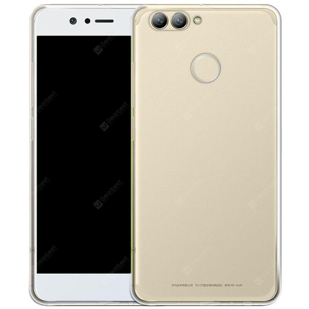 TPU Transparent Soft Shell Handyhülle für HuaWei Nova 2 Plus