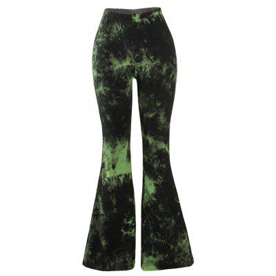 Flared Thin Casual Fashion Trousers