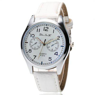 ZhouLianFa New Fashion Outdoor Sports Neutral Blues Quartz Watch