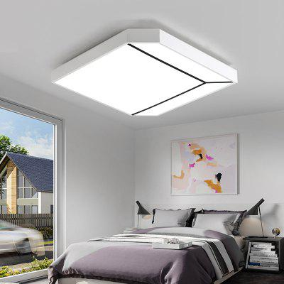 MY002 - 80W - WJ Promise Dimming Ceiling Lamp AC 220VFlush Ceiling Lights<br>MY002 - 80W - WJ Promise Dimming Ceiling Lamp AC 220V<br><br>Battery Included: Preloaded,Yes<br>Certifications: CE,RoHs<br>Color Temperature or Wavelength: 2800-6500K<br>Dimmable: Yes<br>Features: Dinmable<br>Fixture Height ( CM ): 5CM<br>Fixture Length ( CM ): 49CM<br>Fixture Material: Metal,Plastic<br>Fixture Width ( CM ): 49CM<br>Light Source Color: Cold White,Stepless Dimming,Warm White<br>Package Contents: 1 x Ceiling Lamp, 1 x Remote Control, 2 x AA Battery, 1 x English User Manual, 4 x Screw, 4 x Colloidal Particle , 1 x remote control manual<br>Package size (L x W x H): 50.50 x 50.50 x 6.50 cm / 19.88 x 19.88 x 2.56 inches<br>Package weight: 4.8000 kg<br>Product size (L x W x H): 49.00 x 49.00 x 5.00 cm / 19.29 x 19.29 x 1.97 inches<br>Product weight: 4.0000 kg<br>Shade Material: Plastic<br>Stepless Dimming: Yes<br>Style: Chic &amp; Modern, LED, Modern/Contemporary, Simple Style<br>Suggested Room Size: 20 - 30?<br>Suggested Space Fit: Cafes,Dining Room,Indoors,Office<br>Type: Semi-Flushmount Lights<br>Voltage ( V ): AC220